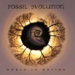 fossil evolution - world in motion