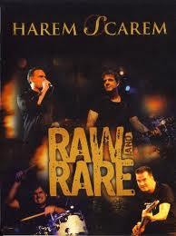 harem scarem - raw and rare