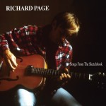Richard Page - Songs From The Sketchbook